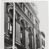 Image of [Long Island Historical Society, Clinton Street and Pierrepont Street, Brooklyn] - Long Island Historical Society photographs