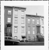 Image of [West side of Clermont Avenue.] - John D. Morrell photographs