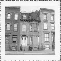 Image of [West side of Vanderbilt Avenue.] - John D. Morrell photographs