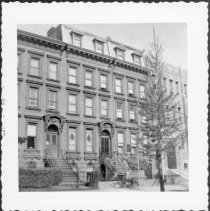 Image of [#296 Washington Avenue.] - John D. Morrell photographs