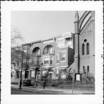 Image of [View of north side of Milton Street. ] - John D. Morrell photographs