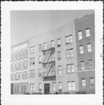 Image of [#107 Greenpoint Avenue.] - John D. Morrell photographs