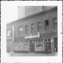 Image of [South side of Pierrepont Street near Fulton Street.] - John D. Morrell photographs