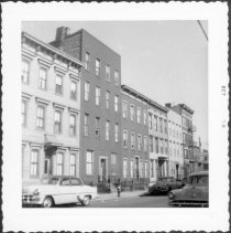 Image of [View of north side of Dupont Street.] - John D. Morrell photographs