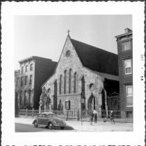 Image of [Church of The Ascension (Episcopal) on Kent Street.] - John D. Morrell photographs