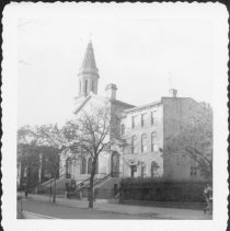 Image of [Bushwick Presbyterian Church of Peace.] - John D. Morrell photographs