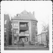 Image of [Bushwick Avenue House.] - John D. Morrell photographs