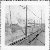 Image of [View from E. 105th Street Station.] - John D. Morrell photographs
