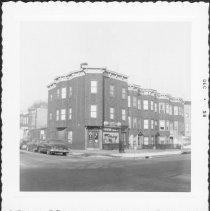 Image of [Northwest corner of Ft. Hamilton Parkway.] - John D. Morrell photographs