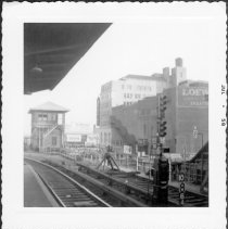 Image of [View from Stillwell Avenue Station.] - John D. Morrell photographs