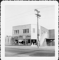 Image of [Norman Cleaners.] - John D. Morrell photographs