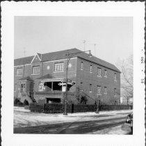Image of [Northeast corner of Minna Street.] - John D. Morrell photographs