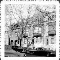 Image of [#179-181-183 St. James Place. ] - John D. Morrell photographs