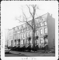 Image of [North side of Second Place.] - John D. Morrell photographs