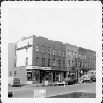 Image of [Northwest corner of Court Street and Garnet Street.] - John D. Morrell photographs