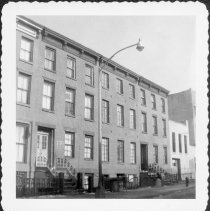 Image of [North side of Huntington Street.] - John D. Morrell photographs
