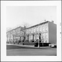 Image of [North side of Second Street looking west.] - John D. Morrell photographs