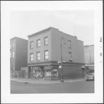 Image of [Northwest corner of Butler Street.] - John D. Morrell photographs