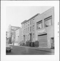 Image of [North side of Dean Street.] - John D. Morrell photographs
