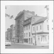 Image of [View of east side of Hicks Street.] - John D. Morrell photographs