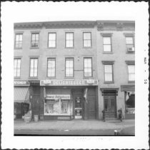 Image of [Clermont Delicatessen.] - John D. Morrell photographs