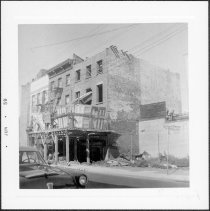Image of [#139 and #137 Van Brunt Street.] - John D. Morrell photographs