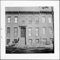 Image of [#357 Hoyt Street, Brooklyn, N.Y.] - John D. Morrell photographs