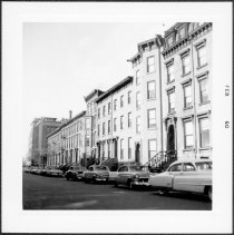 Image of [View of north side of Amity Street.] - John D. Morrell photographs