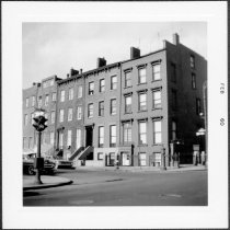 Image of [Northwest corner of Congress Street.] - John D. Morrell photographs