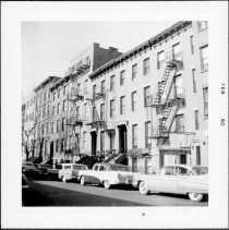 Image of [View of north side of Schermerhorn Street.] - John D. Morrell photographs