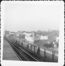 Image of [View from Broadway Junction (BMT).] - John D. Morrell photographs