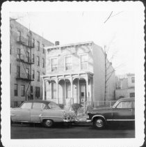 Image of [#109 Arlington Avenue.] - John D. Morrell photographs