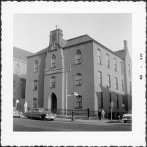 Image of [St. Mary's School.] - John D. Morrell photographs
