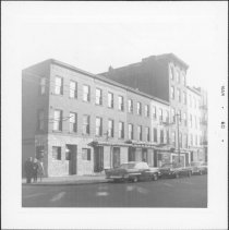 Image of [East side of Court Street looking south.] - John D. Morrell photographs