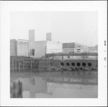 Image of [View of east side of Gowanus Canal.] - John D. Morrell photographs
