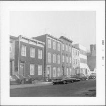 Image of [View of north side of Butler Street.] - John D. Morrell photographs