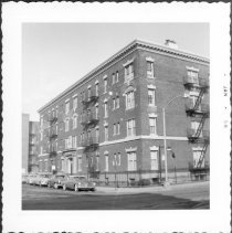 Image of [Emerson Hall on Emerson Place.] - John D. Morrell photographs