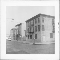 Image of [View of east side of Nevins Street.] - John D. Morrell photographs