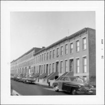 Image of [View of north side of Degraw Street.] - John D. Morrell photographs
