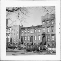 Image of [Center building is 279-280 President Street.] - John D. Morrell photographs