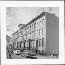 Image of [North side of President Street.] - John D. Morrell photographs