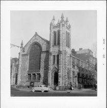 Image of [Grace Methodist Church.] - John D. Morrell photographs