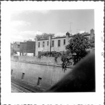 Image of [View looking northeast from bridge.] - John D. Morrell photographs