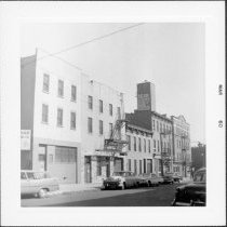 Image of [View of north side of Bergen Street.] - John D. Morrell photographs
