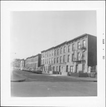 Image of [North side of Union Street looking west.] - John D. Morrell photographs