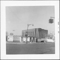 Image of [Northwest corner of Third Avenue.] - John D. Morrell photographs