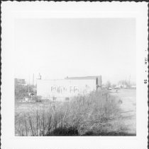 Image of [View of southwest side of E. 104th Street.] - John D. Morrell photographs