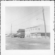 Image of [View of northeast side of E. 104th Street.] - John D. Morrell photographs