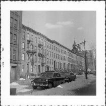 Image of [View of north side of Sterling Place.] - John D. Morrell photographs