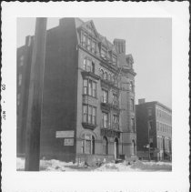 Image of [Sharon Hall Hotel.] - John D. Morrell photographs